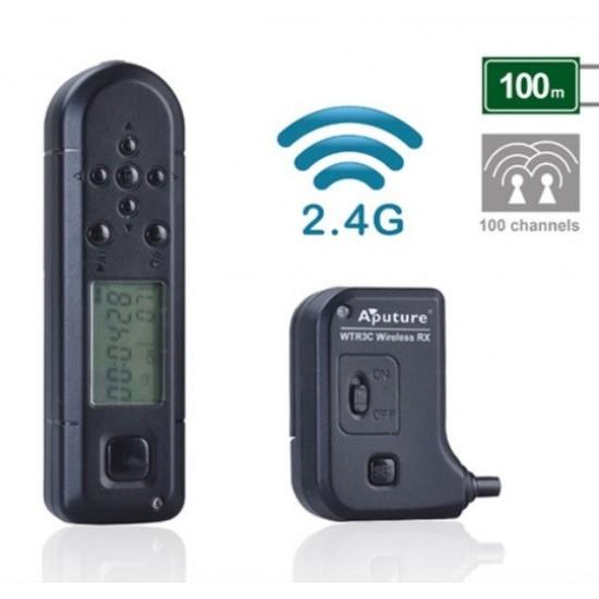 Aputure PRO Coworker II Wireless Timer Remote Control - WTR1N - Nikon Fujifilm - CLEARANCE