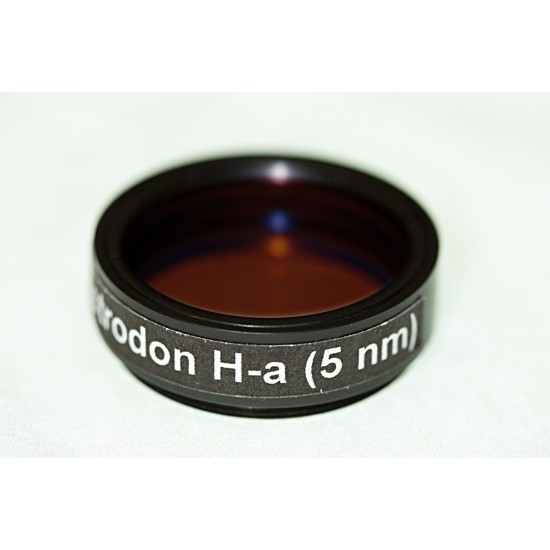 "Astrodon Narrowband Filters - H-alpha 3nm - 1.25"" Mounted"