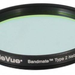 TeleVue Bandmate Type 2 Nebustar UHC Premium Visual Nebula Filter 2-Inch