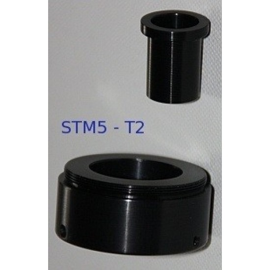 BTC Microscope Photo Adapter from STM5 to T2-thread