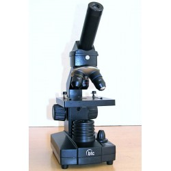 BTC Student-12 Dual LED Biological Inspection Microscope 40x - 640 - CLEARANCE