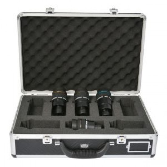 Baader Hyperion Eyepiece Starter Set with Carrying Case
