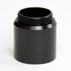 """C-Mount Adapter with 1.25"""" Nosepiece, 30mm long"""