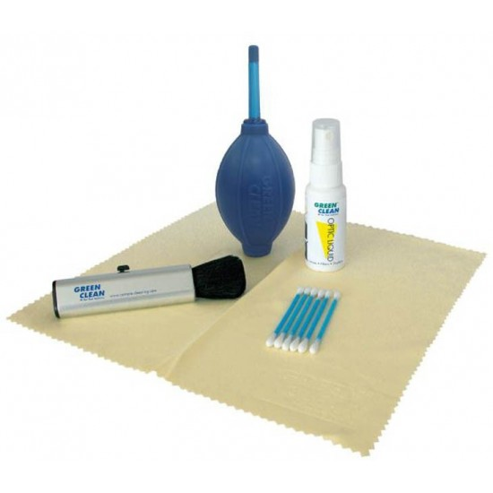 Green Clean CS-1500 Travel Safe Optics Cleaning Kit