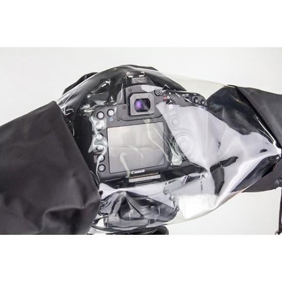 Commlite Camera Protector Rainproof Cover for dSLR Camera