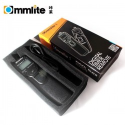 Commlite Digital Timer Remote Control - TR3C - Canon