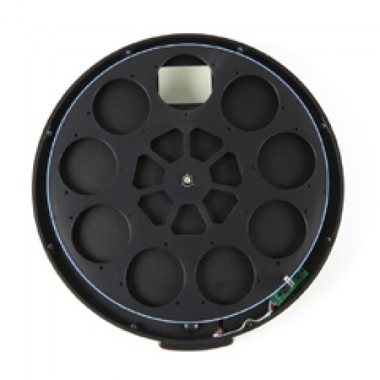 """External Filter Wheel for Moravian Instruments G3 Cameras with 9 Positions for 2"""" & D50mm Filters"""