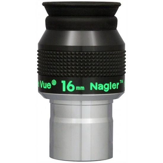 "TeleVue Nagler (Type-5) 16mm Eyepiece, 82-degrees, 1.25"""