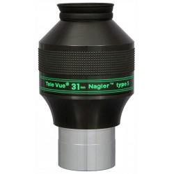 "TeleVue Nagler (Type-5) 31mm Eyepiece, 82-degrees, 2"""