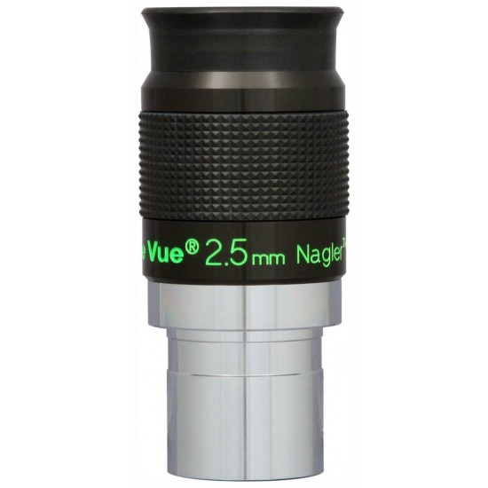TeleVue Nagler (Type-6) 2.5mm Eyepiece, 82-degrees, 1.25""