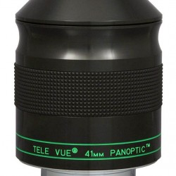 "TeleVue Panoptic 41mm Eyepiece, 68-degrees, 2"""