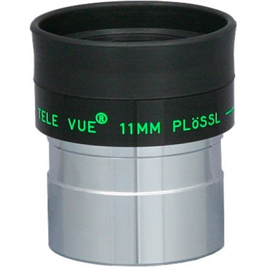 TeleVue Plossl 11mm Eyepiece, 50-degrees, 1.25""