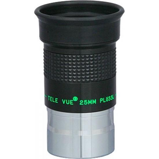 "TeleVue Plossl 25mm Eyepiece, 50-degrees, 1.25"""