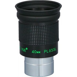 "TeleVue Plossl 40mm Eyepiece, 43-degrees, 1.25"""