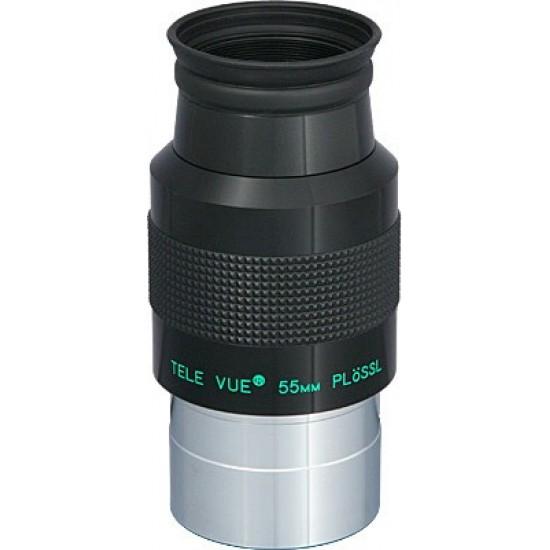 "TeleVue Plossl 55mm Eyepiece, 50-degrees, 2"""