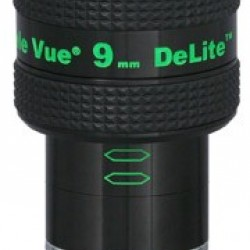TeleVue DeLite 9mm Eyepiece, 62-degrees, 1.25""