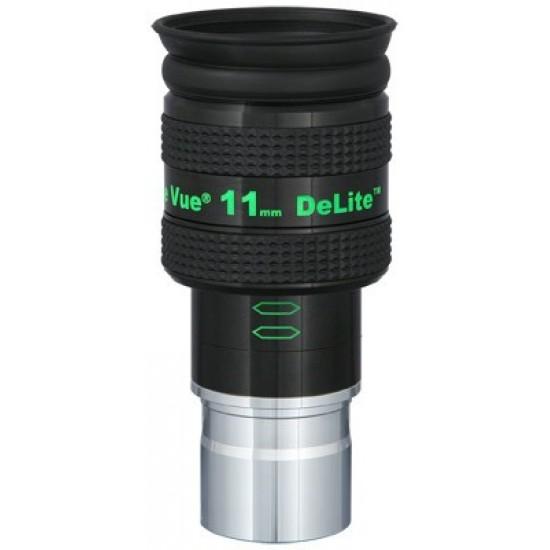 """TeleVue DeLite 11mm Eyepiece, 62-degrees, 1.25"""""""