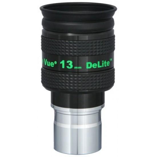 """TeleVue DeLite 13mm Eyepiece, 62-degrees, 1.25"""""""