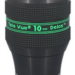 TeleVue Delos 10mm Eyepiece, 72-degrees, 1.25""