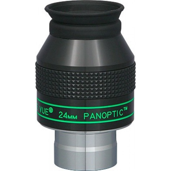 "TeleVue Panoptic 24mm Eyepiece, 68-degrees, 1.25"""