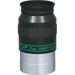 TeleVue Panoptic 27mm Eyepiece, 68-degrees, 2""
