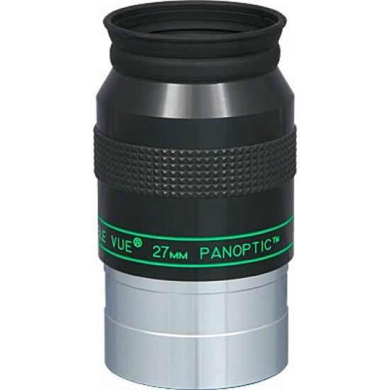 "TeleVue Panoptic 27mm Eyepiece, 68-degrees, 2"""