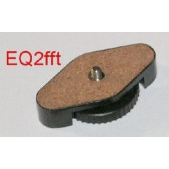 Lacerta High Quality Tripod Adapter Plate for EQ2 Equatorial Mount