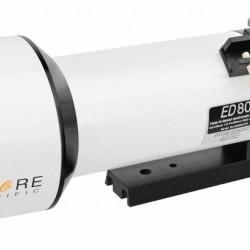 Explore Scientific Triplet ED APO 80mm f/6 DELUXE FCD-100 Refractor Telescope with Hex-Focus