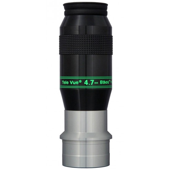 "TeleVue Ethos 4.7mm Eyepiece, 110-degrees, 2"" & 1.25"""