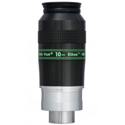 "TeleVue Ethos 10mm Eyepiece, 100-degrees, 2"" & 1.25"""