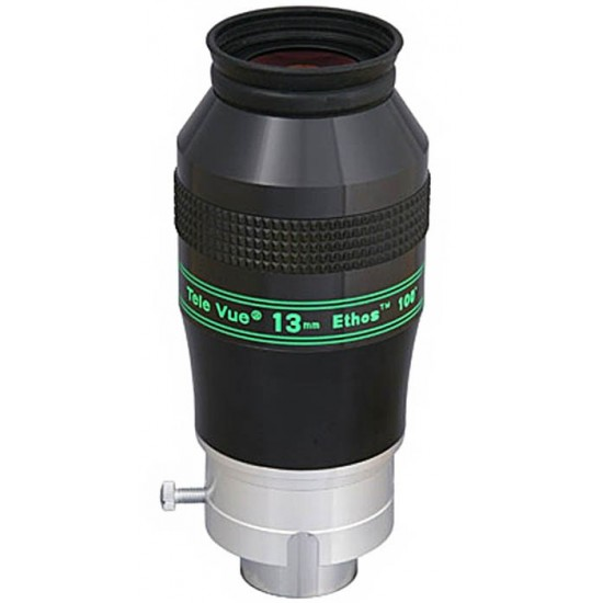 "TeleVue Ethos 13mm Eyepiece, 100-degrees, 2"" & 1.25"""