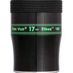 "TeleVue Ethos 17mm Eyepiece, 100-degrees, 2"""