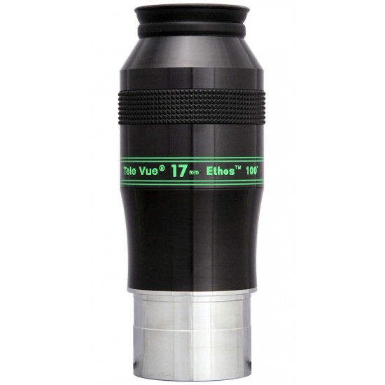 TeleVue Ethos 17mm Eyepiece, 100-degrees, 2""