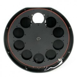 External Filter Wheel for Moravian Instruments G2 cameras with 10 positions for 36mm unmounted filters