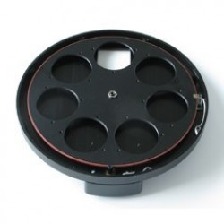 "External Filter Wheel for Moravian Instruments G2 cameras with 7 positions for 2"" or 50mm filters"
