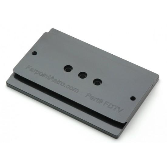 FARPOINT TELEVUE Dovetail Plate - Losmandy Compatible