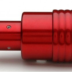 """Farpoint Laser Collimator 1.25"""" and 2"""" Red Body 650nm Red Laser"""