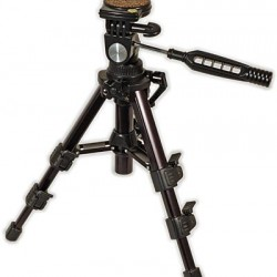 Triton Tabletop Travelling Tripod with Tilting Head - 25-50cm