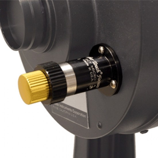 "Starlight Instruments Feather Touch Micro Focuser for  Meade f/10 10"" or 12"" Schmidt-Cassegrain Telescopes"