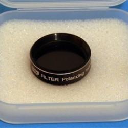 "Polarisation filter with 30% transmission level 1.25"" (M28, 5X0.6)"