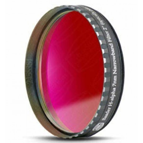"""Baader H-alpha 7nm CCD Line-Filter 2"""" (optically polished)"""