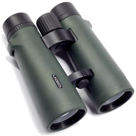 Lacerta Smart 10x50 Waterproof Binoculars