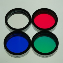 "Astrodon LRGB Gen2 E-Series Tru-Balance Filters (set of 4) - 1.25"" Mounted"