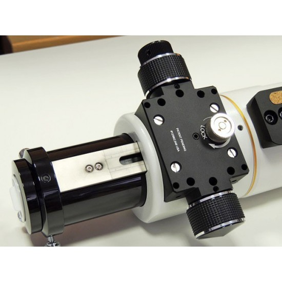 Lacerta 72/432 f/6 ED APO OTA with OCTO Rack-and-Pinion Focuser in Alu Case with FIELD FLATTENER