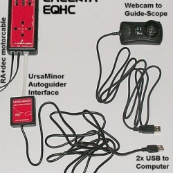 Lacerta EQHC Handset Hand Control for EQ3 - ST-4 Compatible