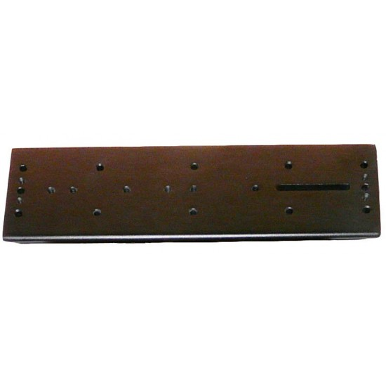 Lacerta 334mm Telescope Mounting Plate - Losmandy Style Dovetail Bar