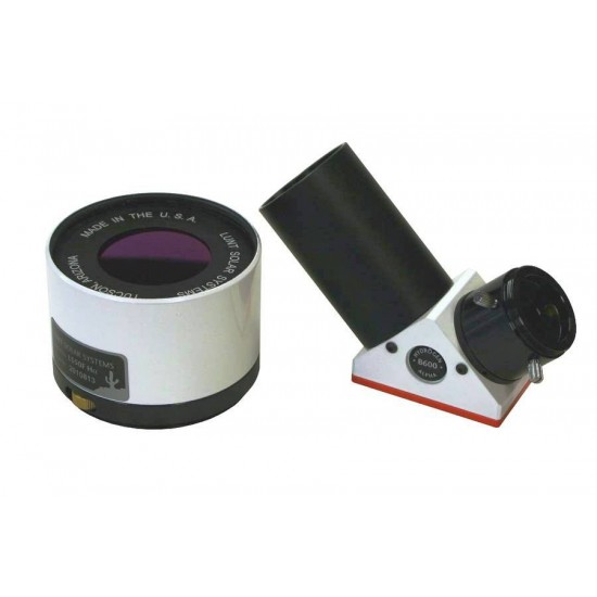 Lunt LS50FHa2/B600 50mm H-Alpha Etalon-Filter-System with B600 Blocking Filter for 2-inch Focusers