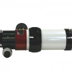 Lunt 60mm H-Alpha Telescope w/ Double-Stack 50mm Filter, B1200, Crayford Focuser & Pressure Tuner