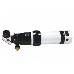 Lunt 60mm H-Alpha Telescope w/ Double-Stack 50mm Filter, B1200 & Feather Touch Focuser