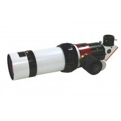 Lunt 60mm H-Alpha Telescope w/ Double-Stack 50mm Filter, B600, Crayford Focuser & Pressure Tuner